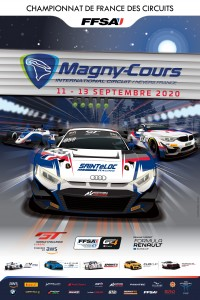 GT World Challenge Europe Powered by AWS Poster